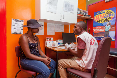 Sexual & reproductive healthcare for adolescents in Harare (Zimbabwe)