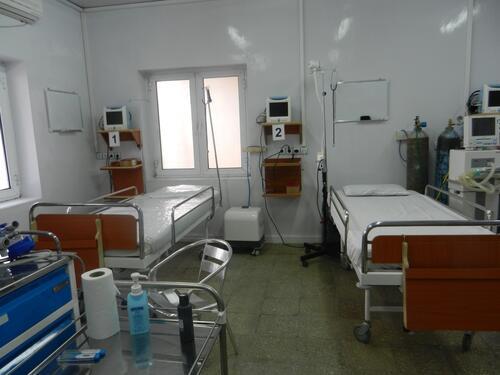 MSF Trauma Centre In Kunduz, Afghanistan