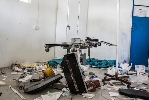 أنشطة أطباء بلا حدود في جنوب السودان