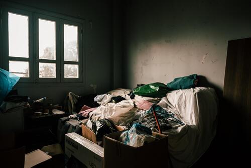 Thérèse's bedroom