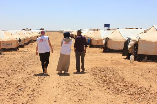 Raqqa IDPS in north Syria