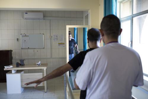 BMRC - Baghdad medical rehabilitation center