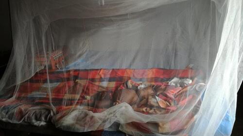 Measles epidemic in (ex-) Katanga Province