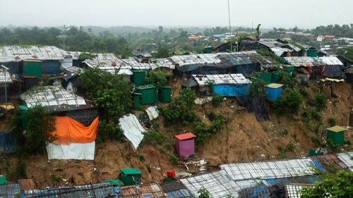 Rohingya refugees in Bangladesh three years after their exodus