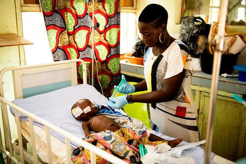 Zamfara: Paediatric Ward - Sarah Bature