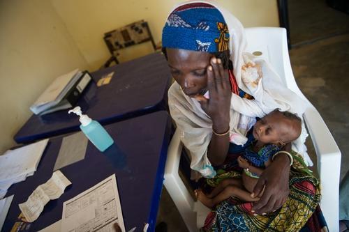 Nutrition Screening Benicheikh Borno State Nigeria