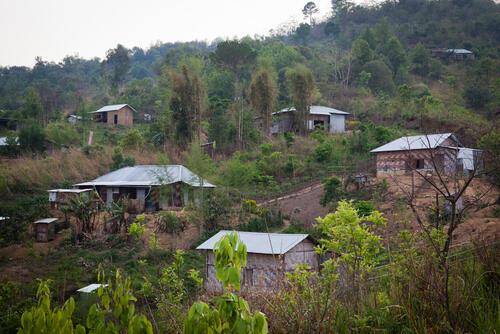 TB & HIV healthcare in Manipur, India.