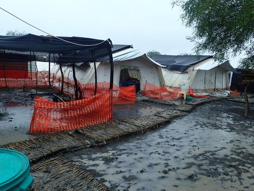 Crisis in Aburoch, South Sudan