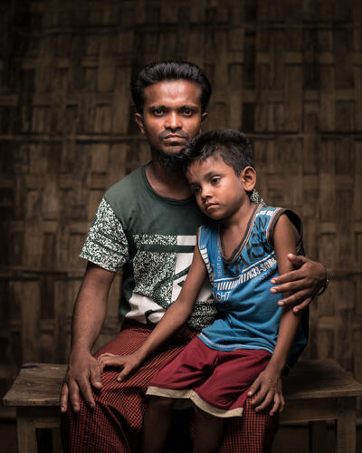 Mental Health: Rohingya Trauma and Resilience - Mohammad and Osman Story
