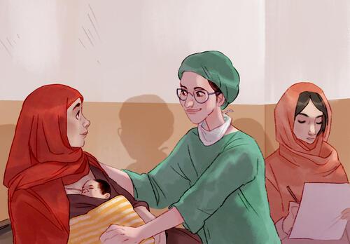 Khost Comic Images