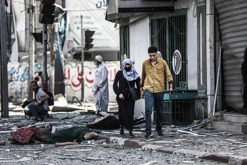 أنشطة أطباء بلا حدود في فلسطين