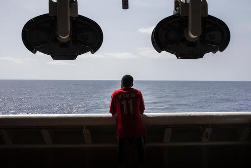 Stories at sea