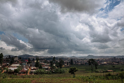Butembo and its surroundings, the new epicentre of the outbreak