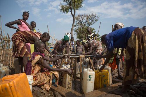 اللاجئون من جنوب السودان في إثيوبيا