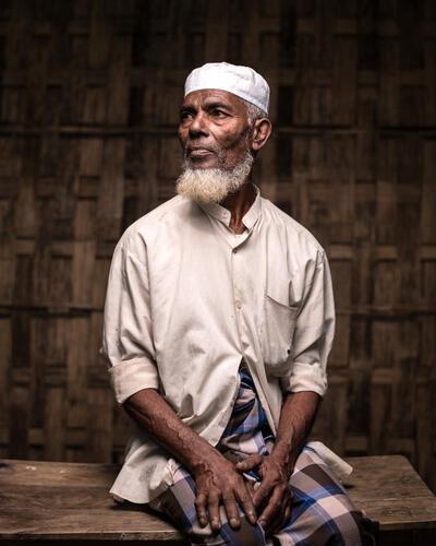 Mental Health: Rohingya Trauma and Resilience - Noor Story