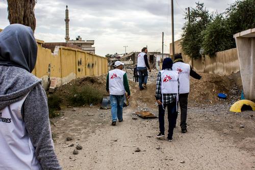 Raqqa governorate returnees