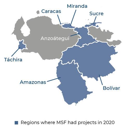 Venezuela Activities 2020