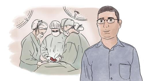 Idlib- Beyond Trauma Injuries - Illustration 01