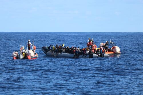 Ocean Viking - Rotation 4, Rescue 3