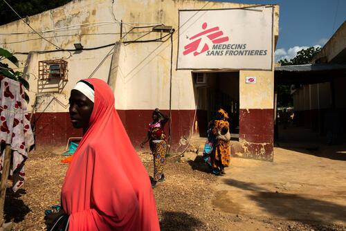 Zamfara: Anka General Hospital