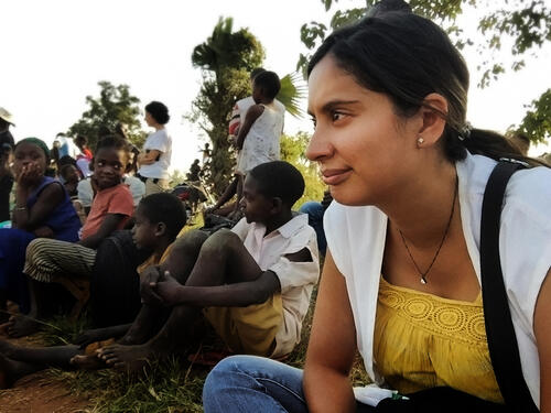 Silvia Márquez, mental health activity manager