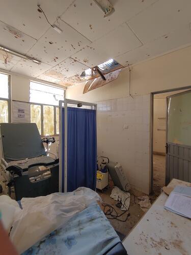 Attacks on healthcare in Tigray, Ethiopia