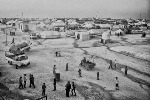 Ain Issa IDPs camp