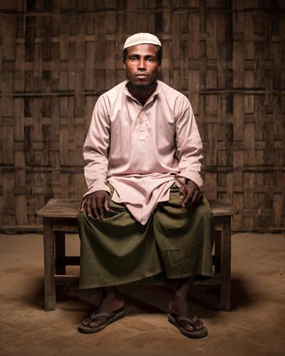 Mental Health: Rohingya Trauma and Resilience - Jamil Story