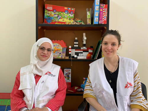 Role of interpreters in the West Bank mental health project