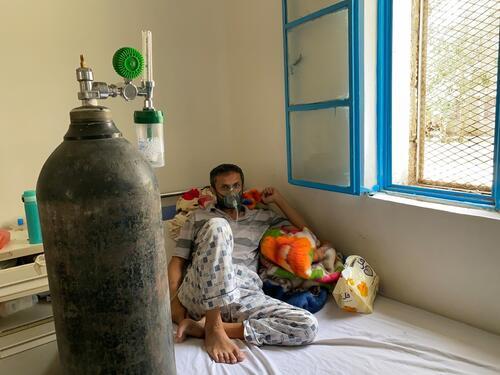 أنشطة أطباء بلا حدود في اليمن