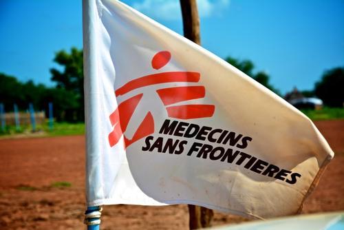 South Sudan - MSF hospital in Agok