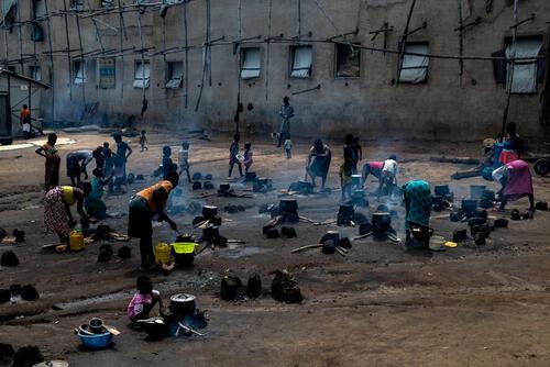 Benue: Abgana Camp Context