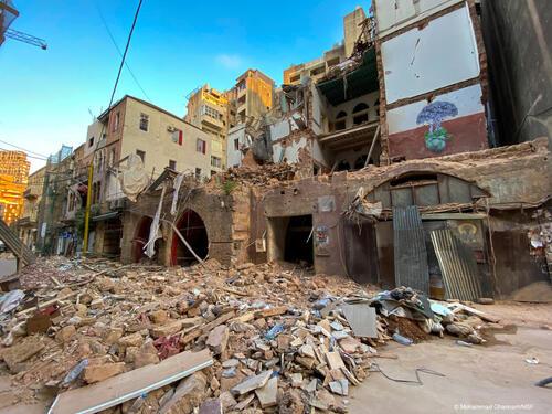 Beirut: 2 months after the blast