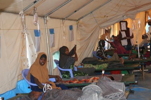 Ethiopia Acute Watery Diarrhea Intervention Kebridahar 2017