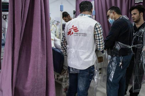 Armar, Sulaymaniyah ICU