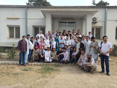 Daily Life, Kunduz Trauma Centre