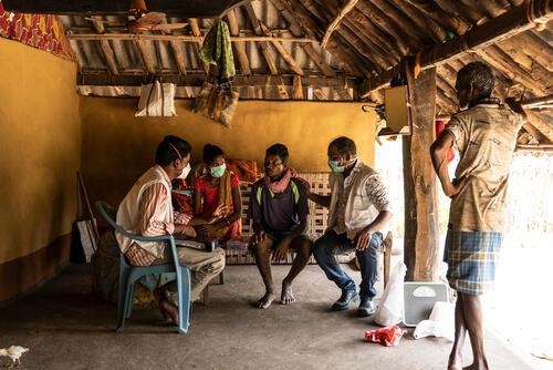 Southern Chhatisgarh TB tracing