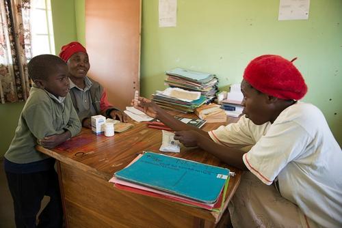 HIV ZIMBABWE
