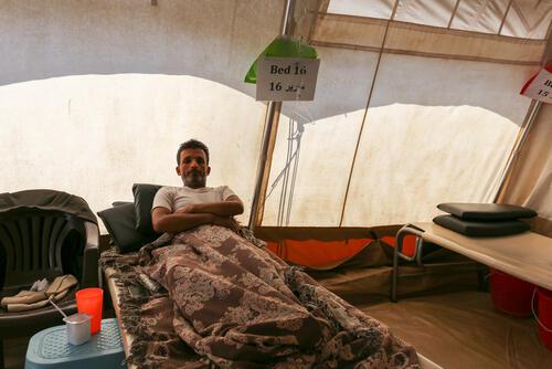 Cholera Treatment Unit - Ibb City, Yemen