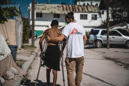 Haiti - Earthquake response in Les Cayes 07
