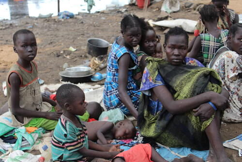 South Sudanese Refugee | Nyabol Testimony