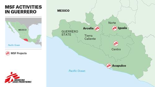Guerrero (Mexico): Under siege