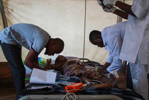 Nigeria - Malaria in Borno state