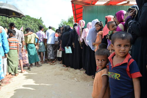 Feeling trapped: Rohingya refugees in Bangladesh's Cox's Bazaar camps