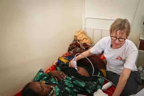 Hepatitis E Outbreak, Chad, Dec 2016.
