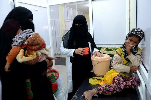 MSF Mother and Child hospital, Taiz  Yemen