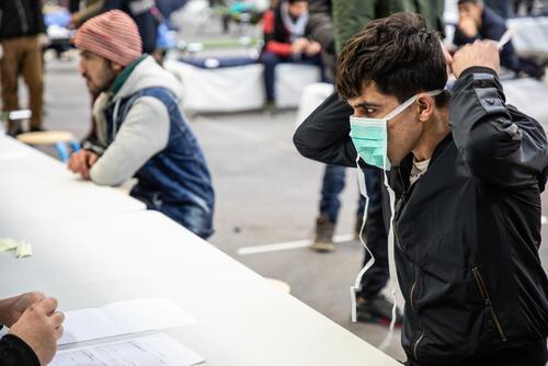 MSF starts COVID-19 coronavirus activities in France