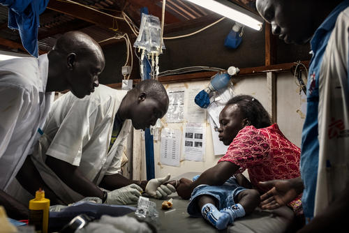 Malaria and Paediatrics care in Aweil