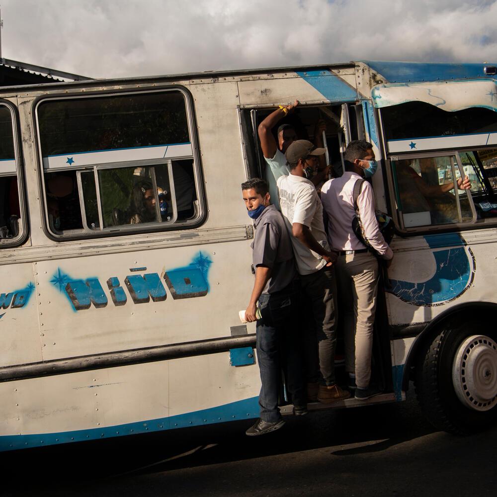 new Knock-on Effect Covid_Venezuela transport