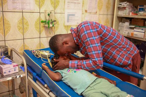 Bamenda/North-West Ambulance service